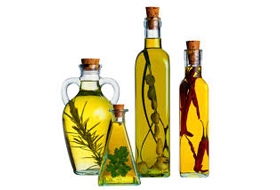 Cold-pressed oil - the source of life.
