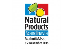 WE ARE EXHIBITING AT NATURAL PRODUCTS SCANDINAVIA