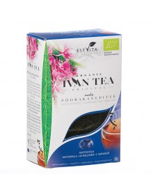 Ivan Tea with Blueberry