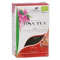 Rose Bay Willow herb tea, with Hawthorn