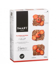 Smart Flaxes with tomato