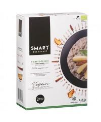 ECO Porridge MIX: rice, buckwheat, frezze-dry apple,cinnamon