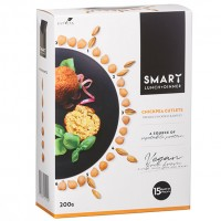Smart Chickpea cutlets 200g