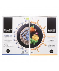Smart food lunch + dinner BEAN-LENTIL CUTLETS