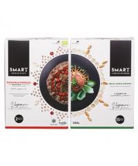 ECO Buckwheat porridge :buckwheat, frezze-dry cranberry, pine nut flakes
