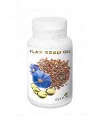 Flax seed (Linseed) oil capsules 230mg
