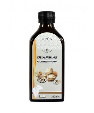 Walnut oil 200ml